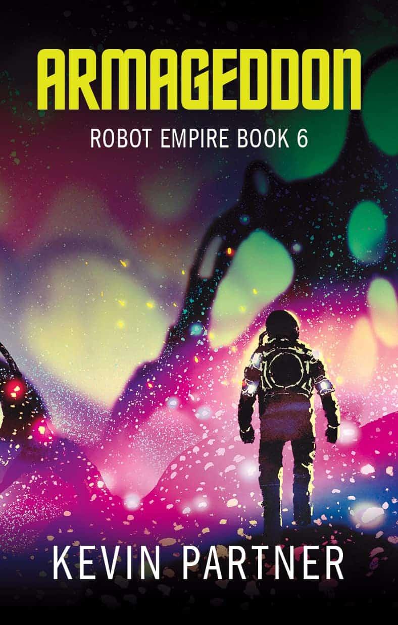 Robot Empire: Armageddon