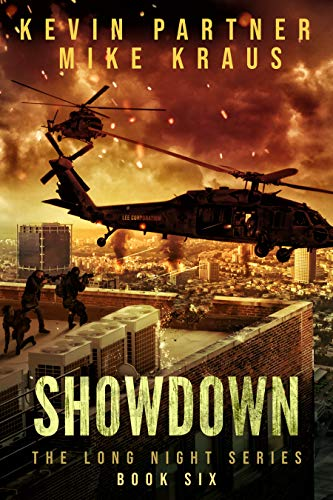 Showdown: Book 6 in the Thrilling Post-Apocalyptic Survival series