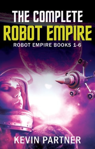 The Complete Robot Empire