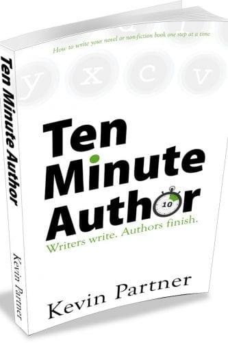 Ten Minute Author